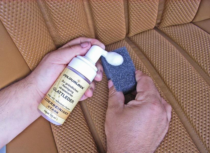 Prodotti Per Divani In Pelle.Detergente Per Pelle Forte 125ml
