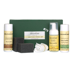 colourlock leather repair kit with leather dye