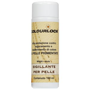 Sigillante per Pelle Colourlock